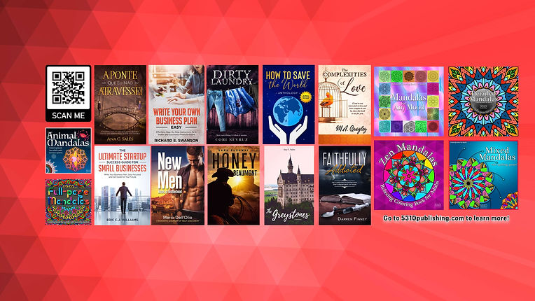 2021 5310 Publishing books all books titles coming up in 2021 by 5310 Publishing Company Traditional Publisher