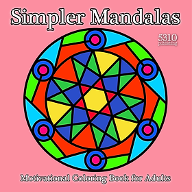 Motivational Coloring Book for Adults