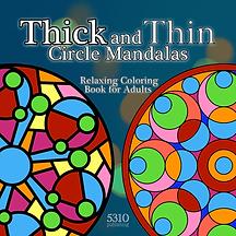 Thick and Thin Circles