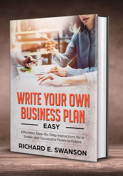 Write Your Own Business Plan: Easy Step-by-Step Instructions (paperback)