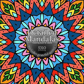 Detailed Mandalas
