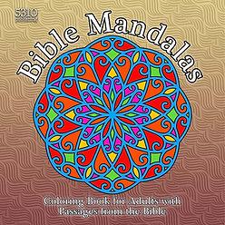 bible mandalas by 5310 publishing