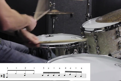Getting Started With Drum Fills (3 Lessons)