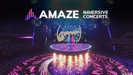 AmazeVR hará más conciertos inmersivos de realidad virtual