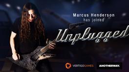 Marcus Henderson de Guitar Hero se une a Unplugged