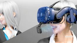 Nuevos Vive Facial Tracker