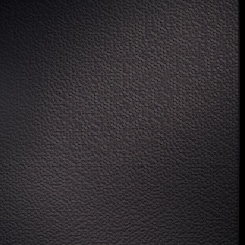 Мозаика (керамогранит) Mosaico Honeycomb B Nero 30 × 30 см