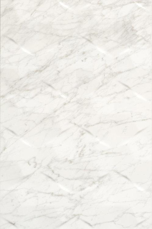 Керамика Majestic Hive White Ret 40 × 120 см
