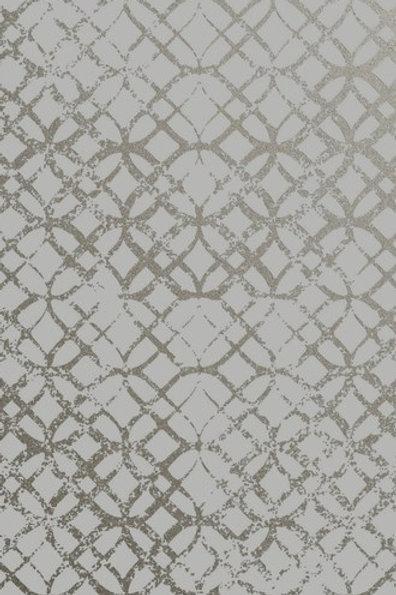 Керамогранит Etro Metal Light Grey 20 × 60 см