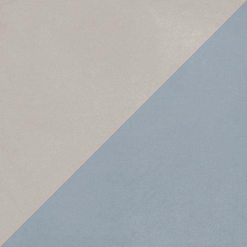 Керамогранит Half Blue 15*15 см