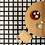 Thumbnail: Керамогранит Square Black 20.5 x 20.5 см