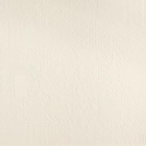 Керамогранит Decor Rettif. Bianco 120*120 см