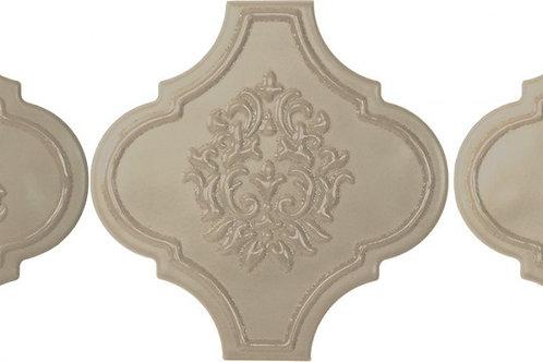 Керамогранит ARABESQUE Satin Dec Arabesque Lino 14,5 × 14,5 см