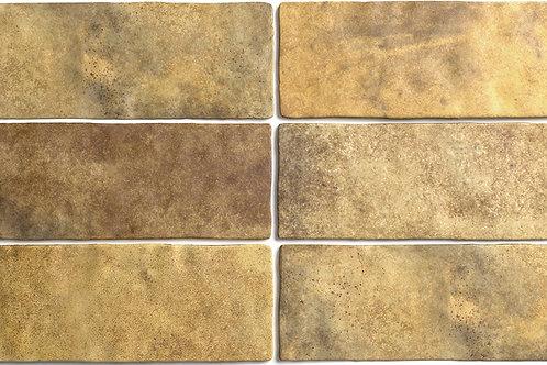 Керамогранит Artisan Gold 6,5 × 20 см