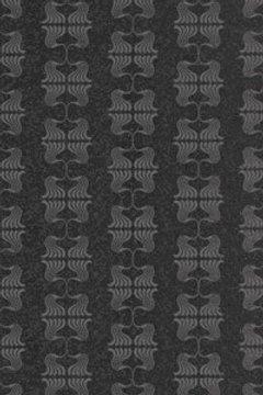 Керамогранит Cover Nouveau black 30*120 см