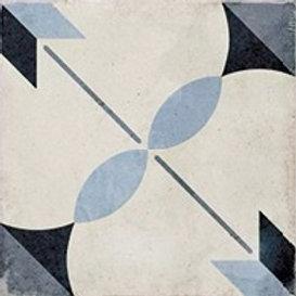 Керамогранит Art Nouveau Arcade Blue 20 × 20 см