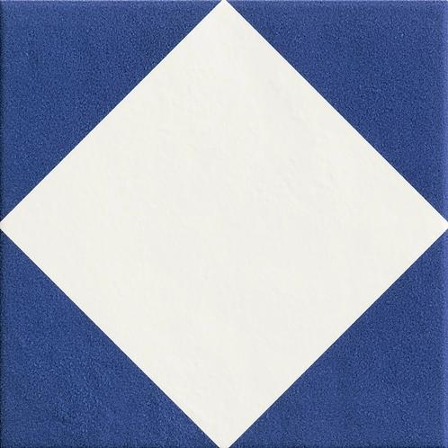 Керамогранит Rombus White 20.5 x 20.5 см