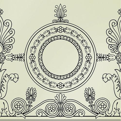 Керамогранит Ad Personam Rondelle 50x50 см