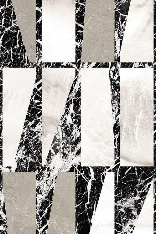 Керамогранит Majestic Embedded Cold Lev 30 × 60 см
