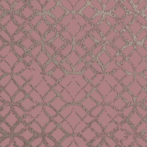 Керамогранит Etro Metal Red 20 × 20 см