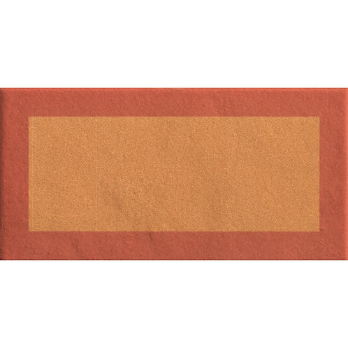 Керамогранит Frame Terracotta 10.1 x 20.5 см