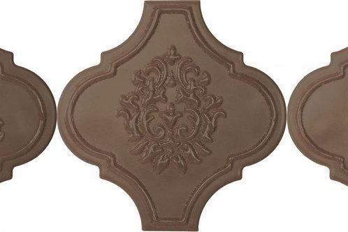 Керамогранит ARABESQUE Satin Dec Arabesque Tufo 14,5 × 14,5 см