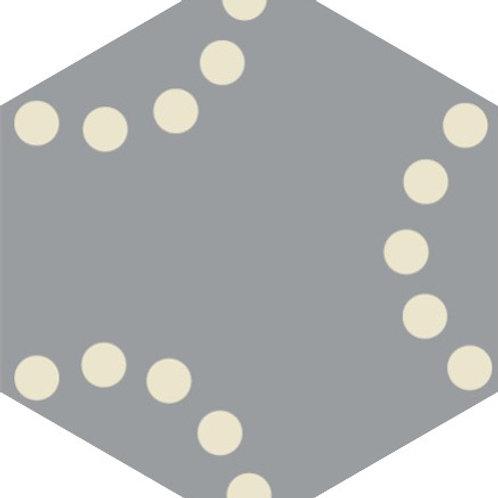 Цементная плитка  Lunas Bilbao_E 23*23 см