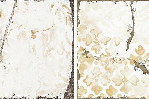 Керамогранит Cottage Maiolica Cotto Ret 15 × 15 см