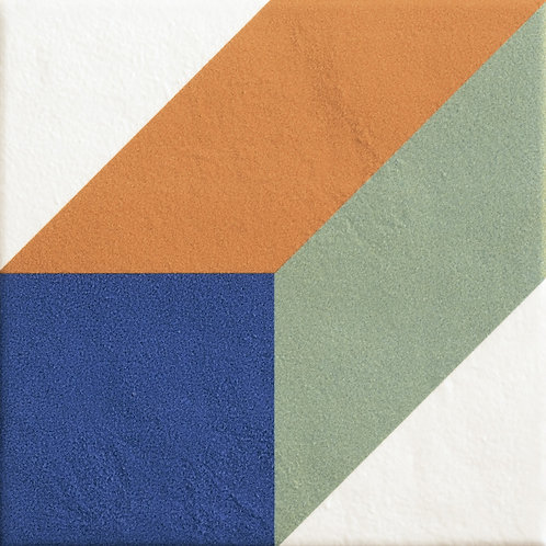 Керамогранит Kite White 20.5 x 20.5 см