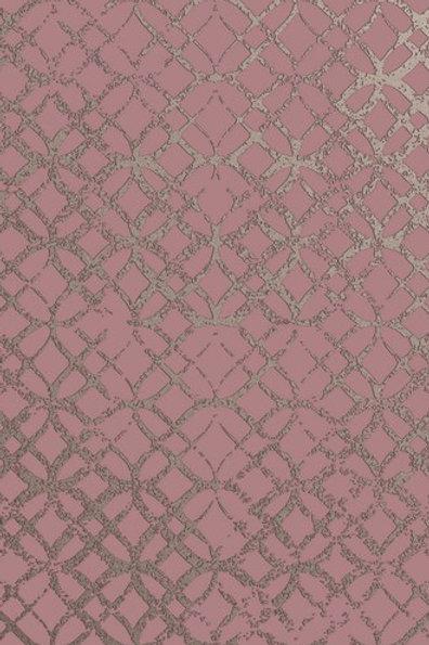 Керамогранит Etro Metal Red 20 × 60 см