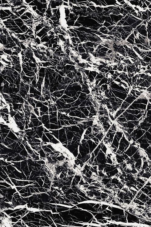 Керамогранит Glam Black Nat/Ret 30 × 60 см