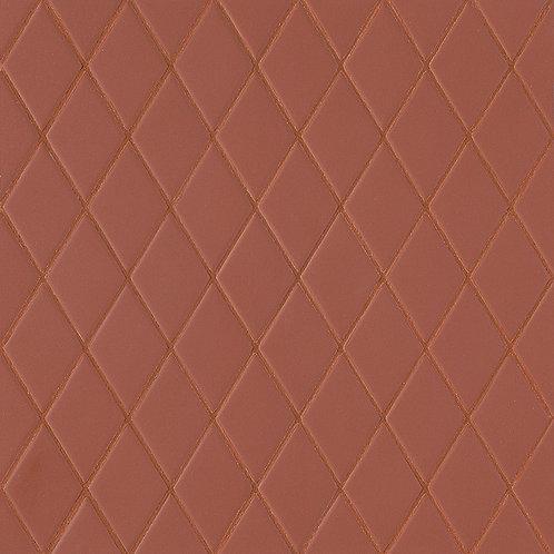 Керамогранит Rombini Losange Red 25,7 × 27,5 см