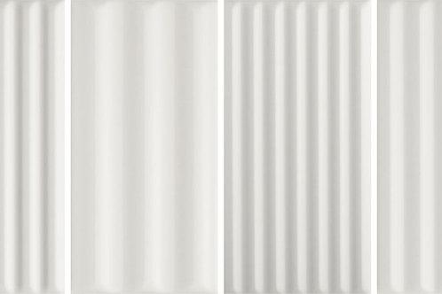 Керамическая плитка WigWag White 7,5 × 15 см