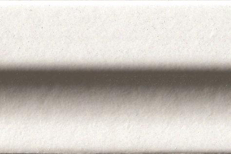 Бордюр England Bianco Torello 5.5*33.3 см