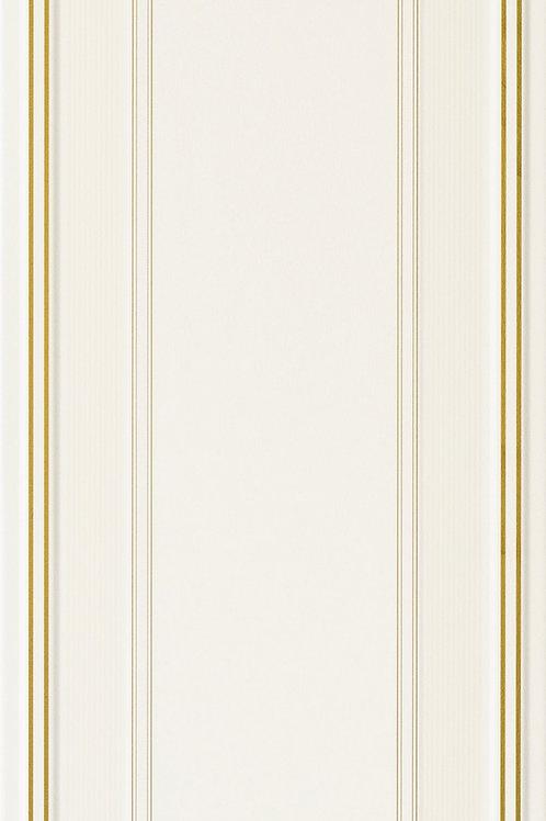 Керамическая плитка England Bianco Boiserie Diana Dec 33,3 × 100 см