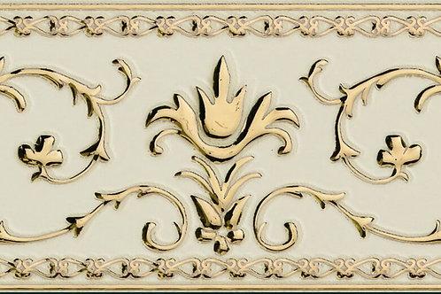 Бордюр Narciso B Su Panna 20 × 20 см
