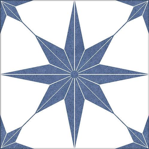 Керамогранит Stella  Azul  25*25 см