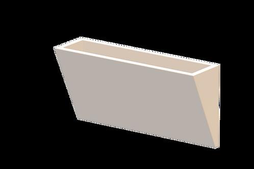 Керамогранит MARIA Bianco 15 x 30 x 15  см