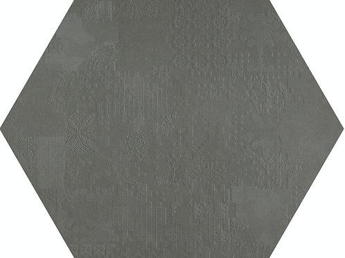 Керамогранит Esagono Decor Piombo 60*60 см