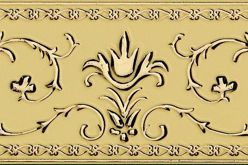 Бордюр Narciso B Su Crema 20 × 20 см