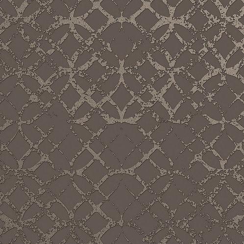 Керамогранит Etro Metal Brown 20 × 20 см