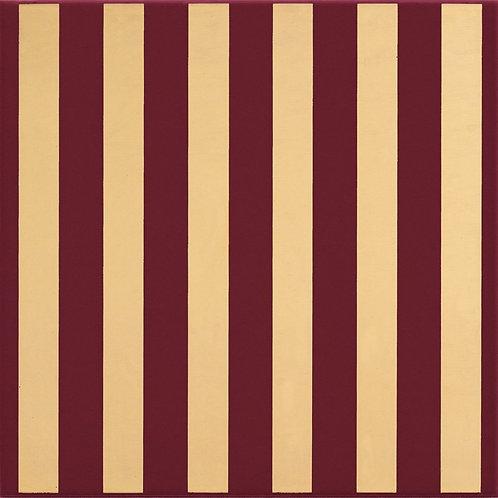 Керамическая плитка Riga Grande Oro Su Bordeaux 20 × 20 см