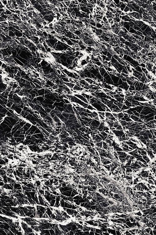 Керамогранит Glam Black Nat/Ret 60 × 119,5 см