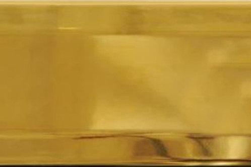 Керамогранит METRO GOLD diamantato 7,5 × 15 см