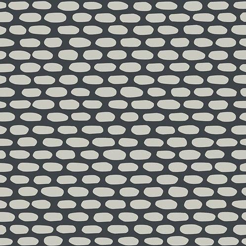 Керамогранит Tape Cobble black 20,5 × 20,5 см