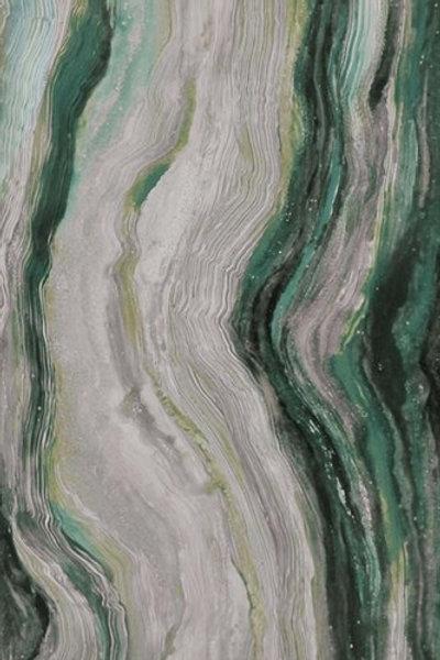 Керамогранит I Marmi Focus Green 1 100 х 300 см