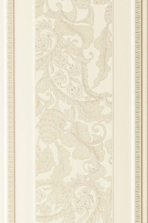 Керамическая плитка England Beige Boiserie Sarah Dec 33,3 × 100 см
