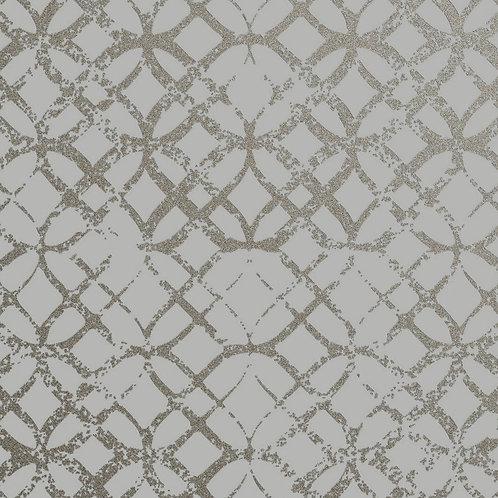 Керамогранит Etro Metal Light Grey 20 × 20 см