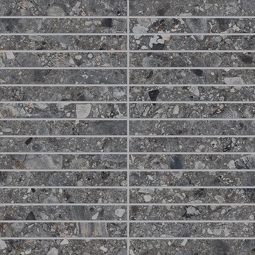 Керамогранит Futura Antracite mos Sticks 30x30 cm