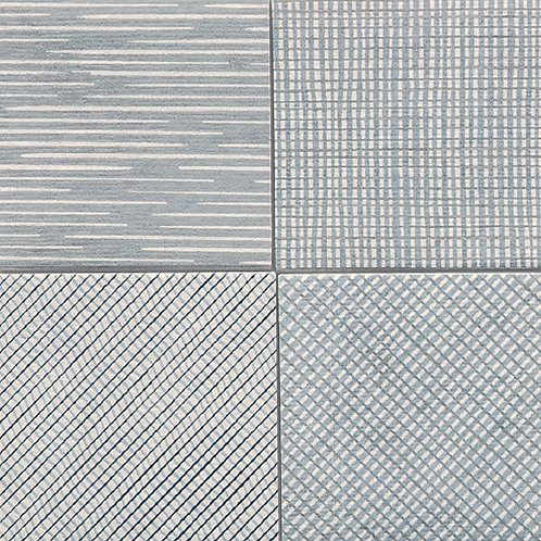 Керамогранит Tratti Mix Grigio 10 × 10 см
